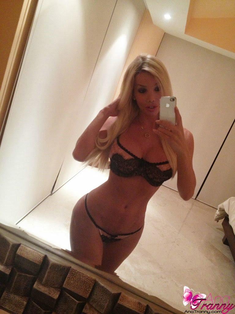 self nude tranny pics